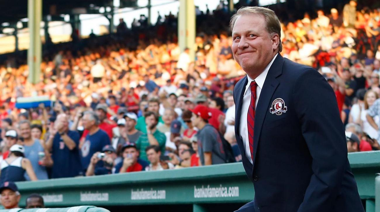 Curt Schilling says he's running for president in eight years