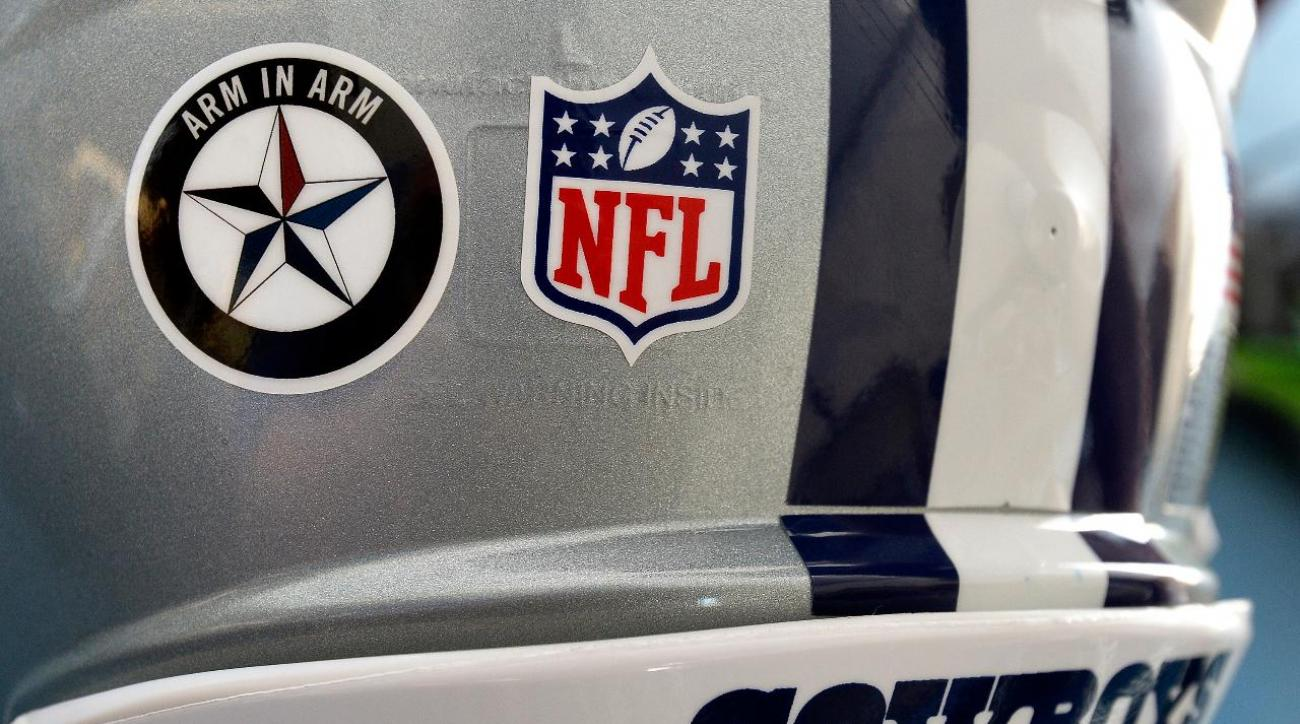 NFL won't allow Cowboys to wear Dallas police decal for preseason