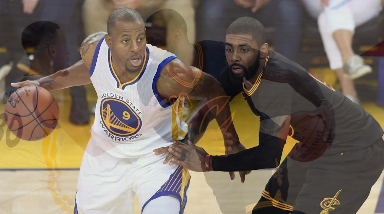 NBA releases 2016–17 schedule, headlined by Warriors-Cavs on Christmas Day