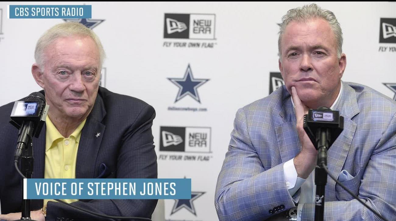 Cowboys VP: 'No chance' Dallas signs Manziel