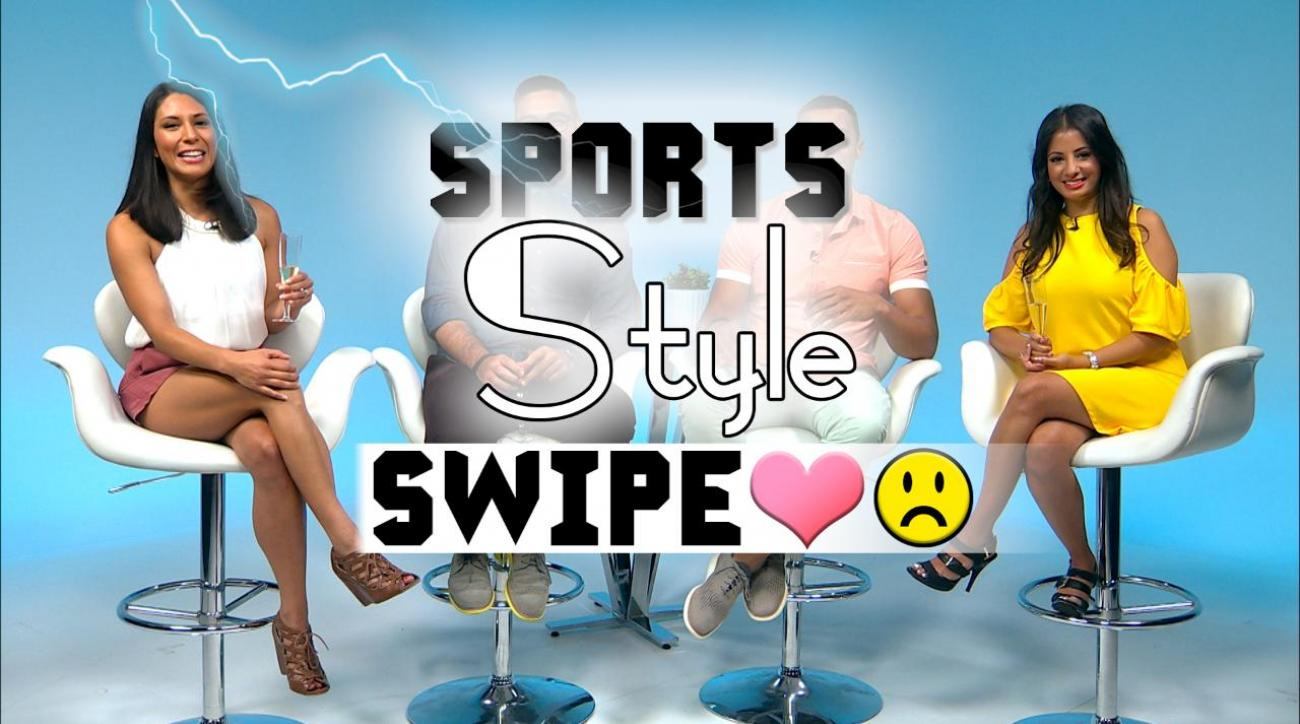 Sports Style Swipe Lightning Round: Cam Newton, Russell Wilson and more NFL preseason outfits IMG