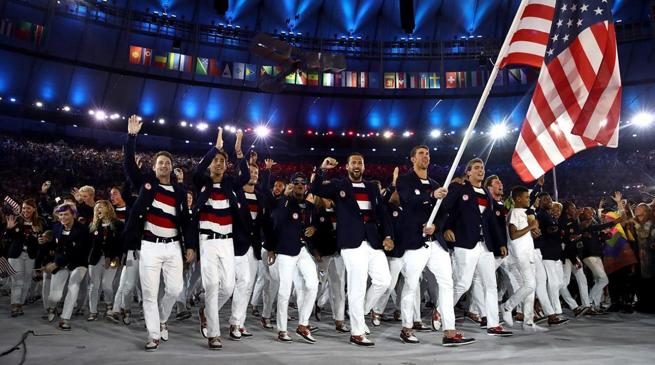 Team USA leads Rio Games with 121 medals
