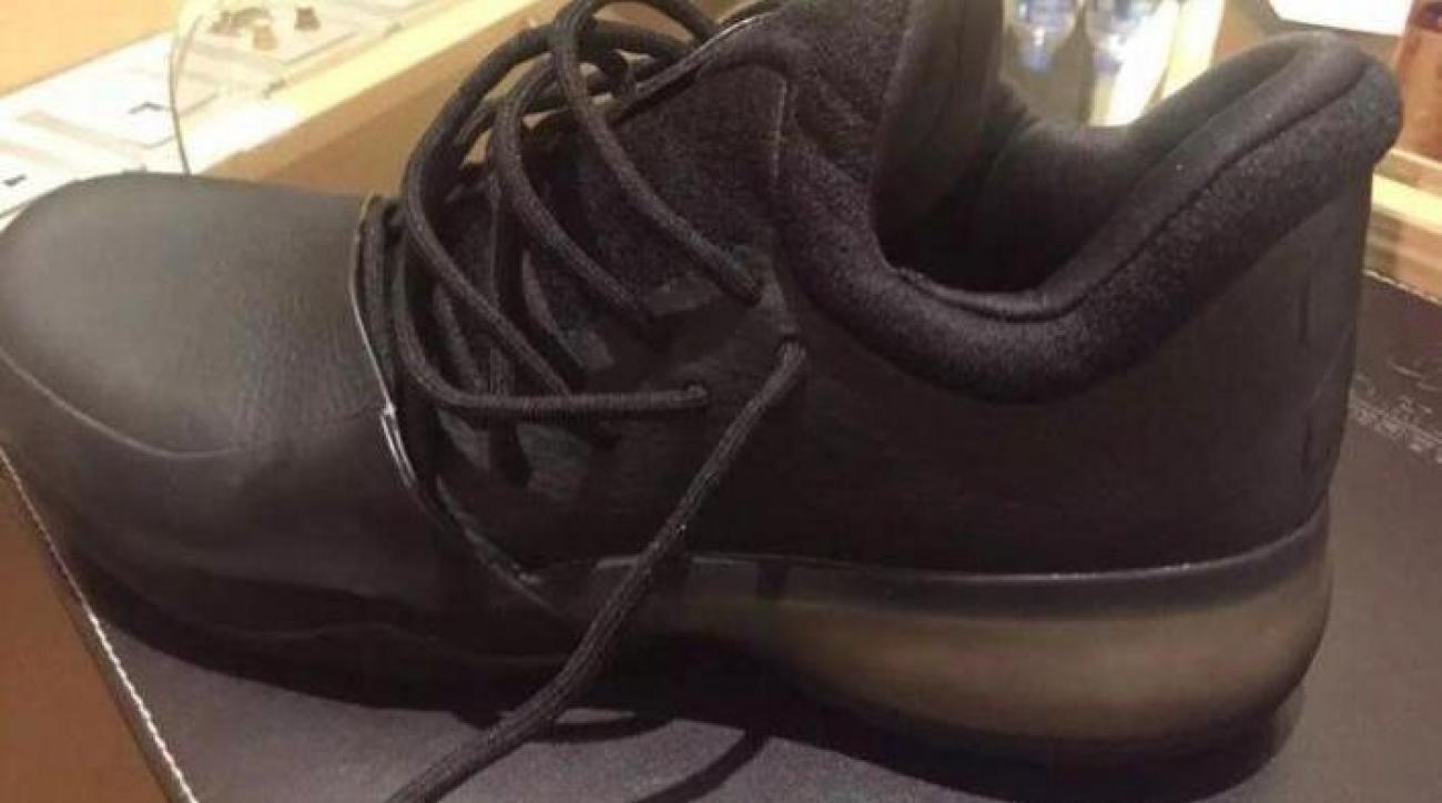 James Harden's shoes are getting the Steph Curry treatment