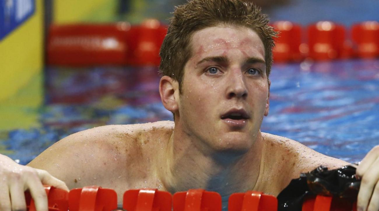 Jimmy Feigen apologizes for Rio incident, details release negotiations IMAGE