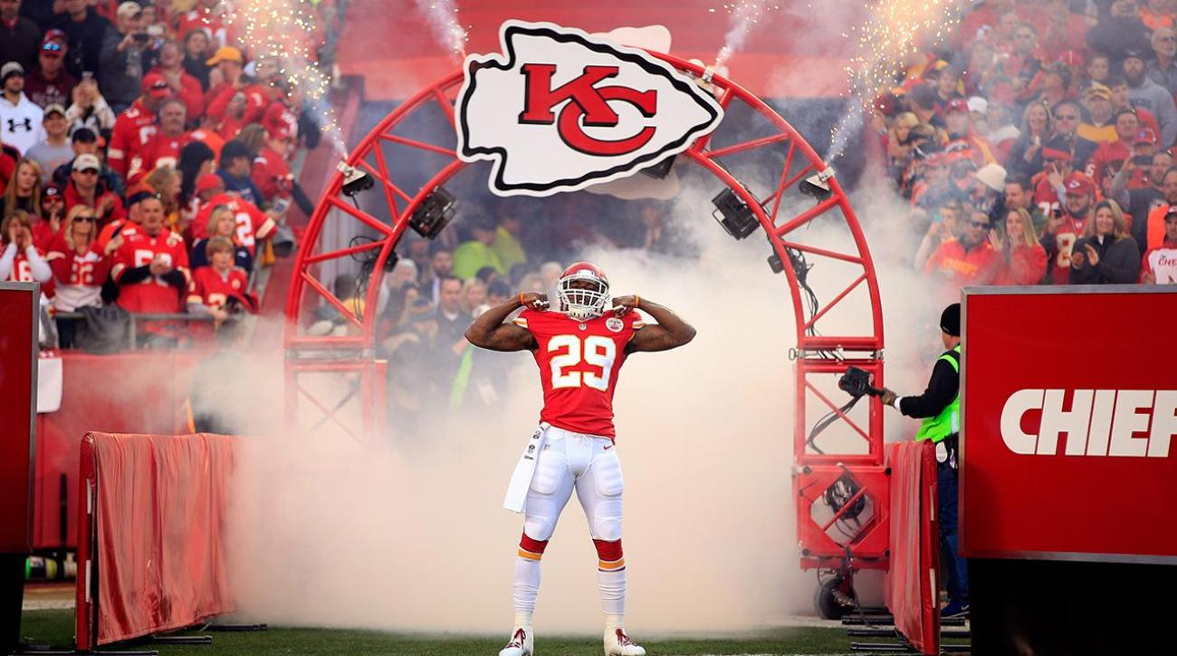 Report: Eric Berry to return to Chiefs Sunday