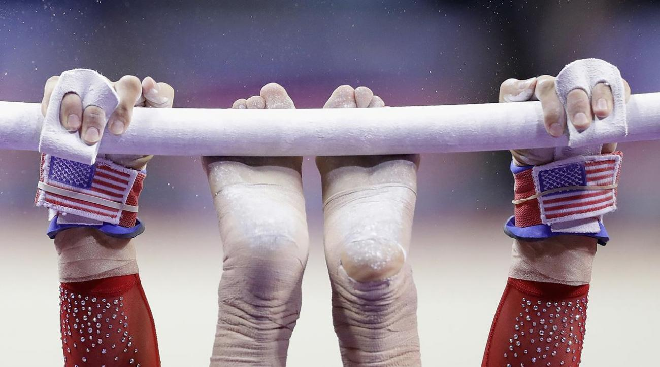Judge orders USA gymnastics to release sex abuse files IMAGE