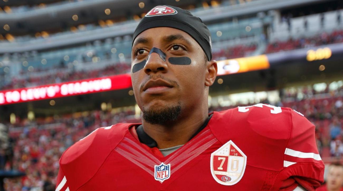 49ers' Eric Reid joins Colin Kaepernick in protesting national anthem
