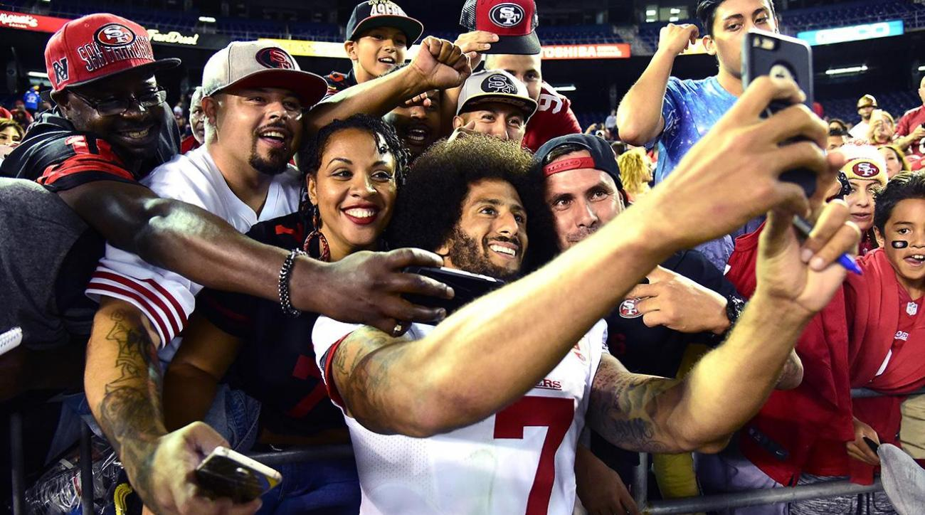 Colin Kaepernick will donate $1 million to communities in need