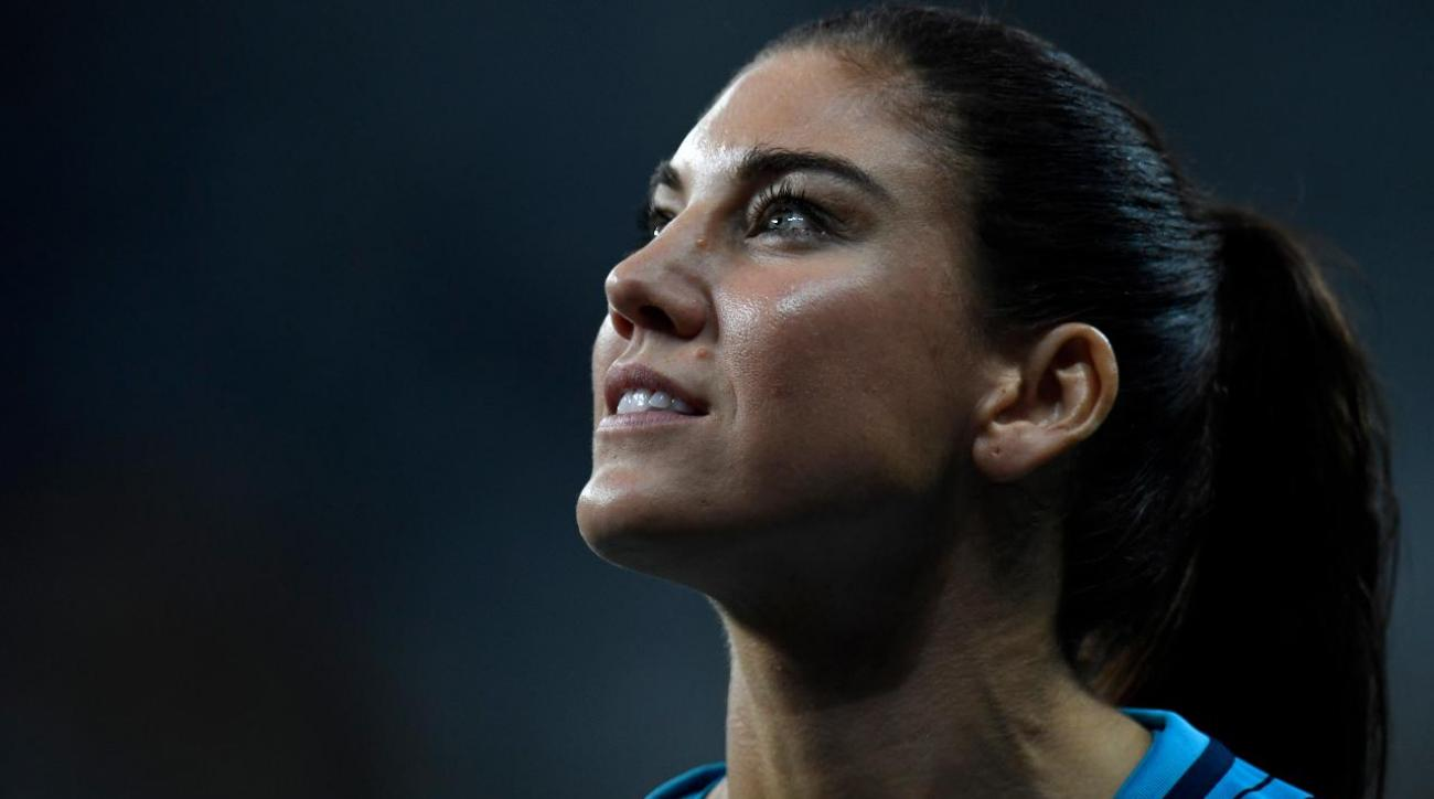 Hope Solo says suspension is retaliation for equal pay fight