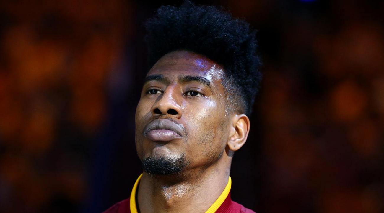 Cavs' Iman Shumpert arrested for DUI
