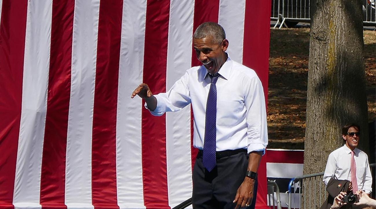President Obama advised to 'get on the Wentz Wagon'