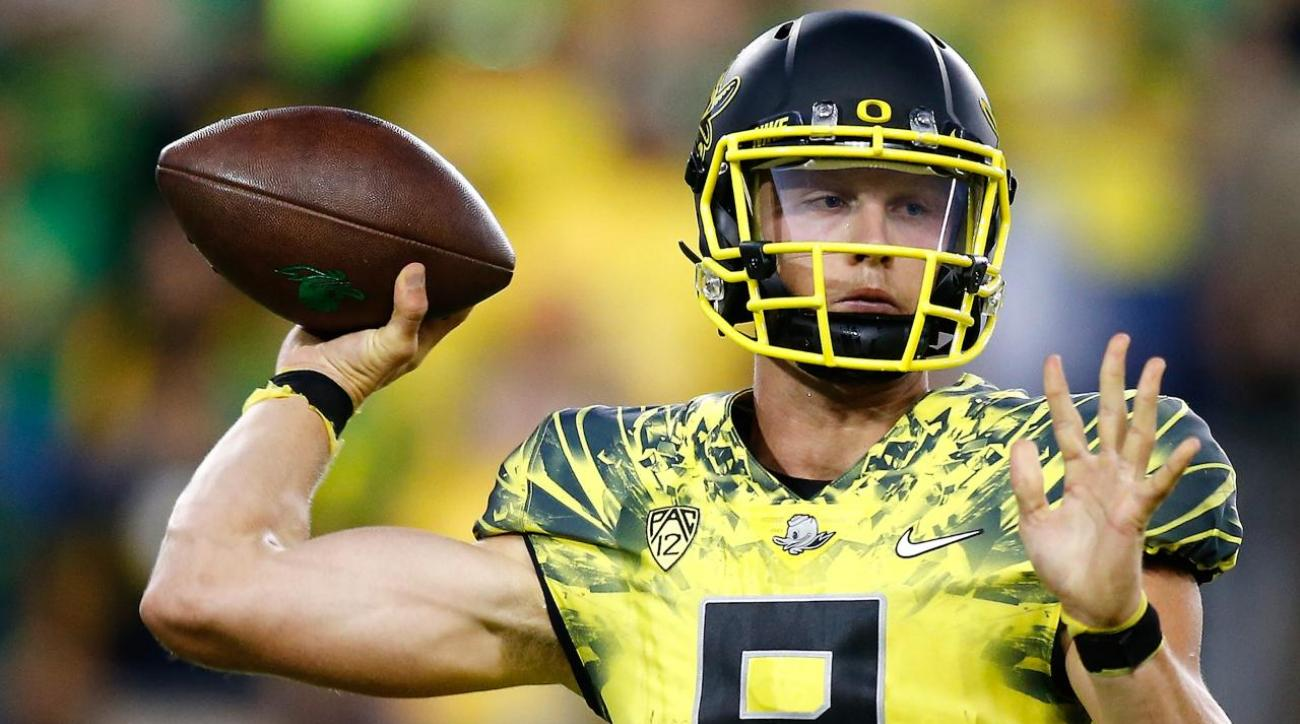 #DearAndy: Oregon Ducks or Nebraska Cornhuskers?