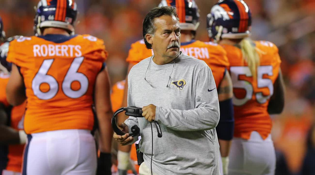 Report: Rams coach Jeff Fisher to receive contract extension
