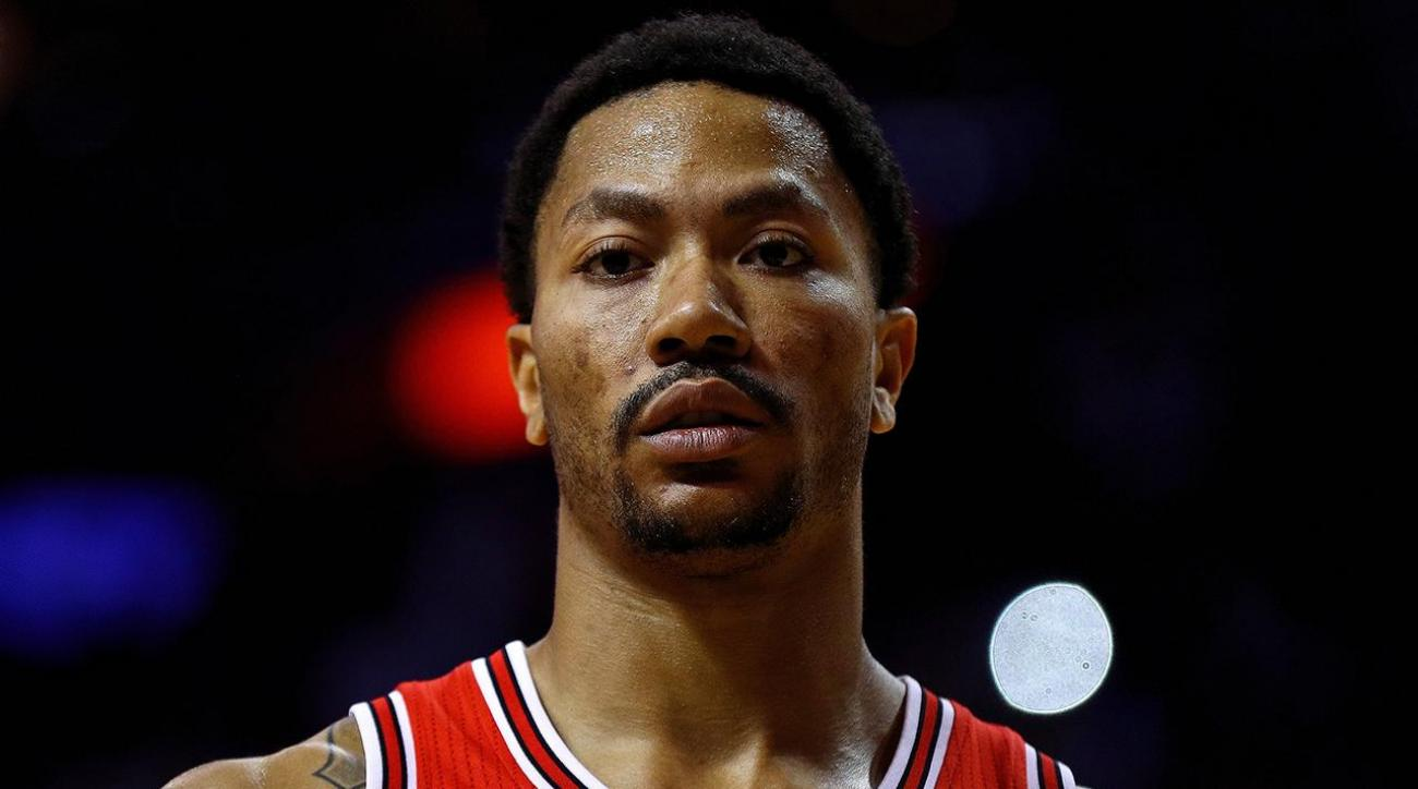 LAPD says there is a criminal rape investigation against Derrick Rose IMAGE
