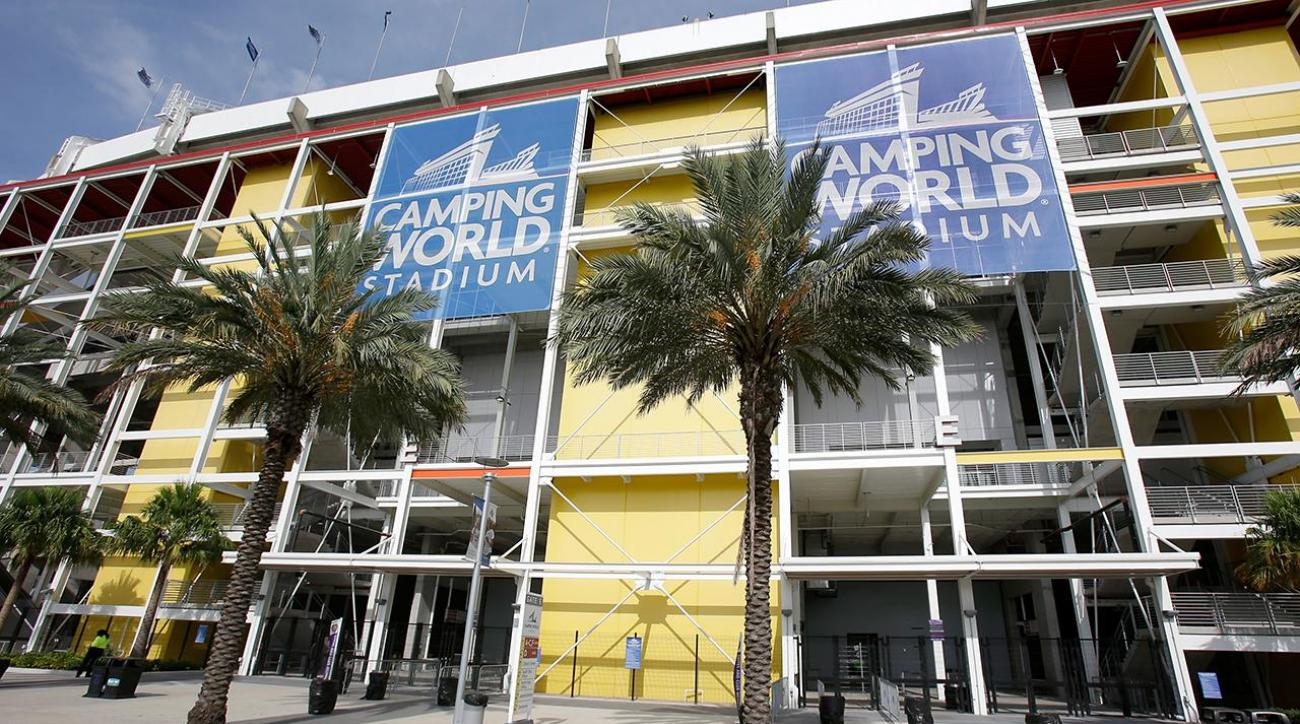 Report: ACC Championship Game moving to Orlando from Charlotte