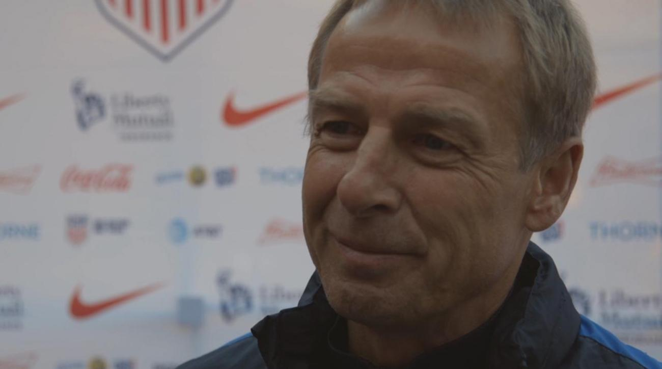 Klinsmann previews USA's New Zealand friendly with Mexico on the mind