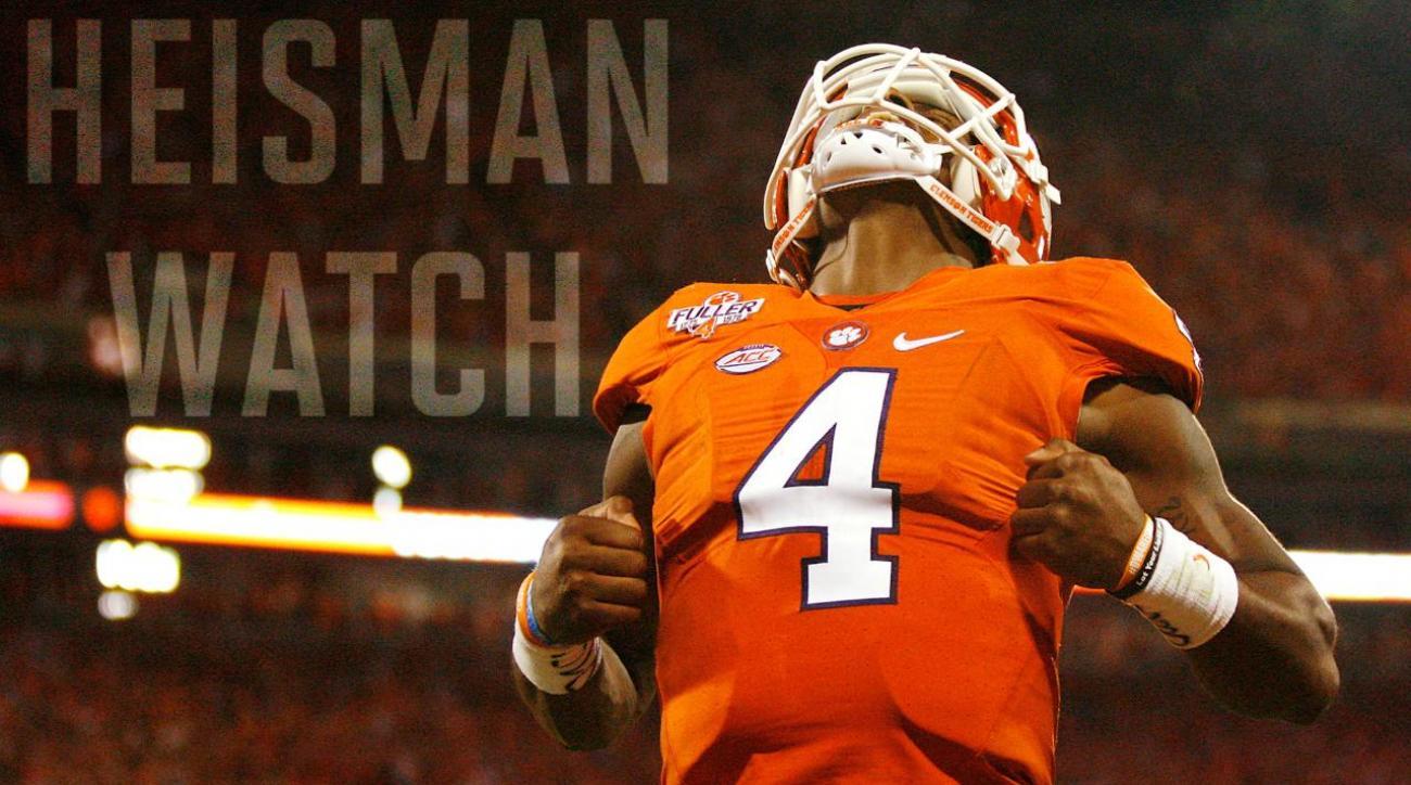 Heisman Watch: Week 6 review