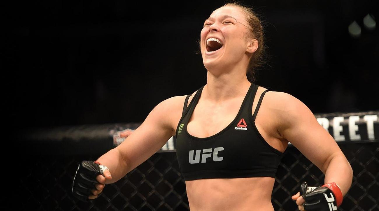 Dana White announces Ronda Rousey's return to octagon