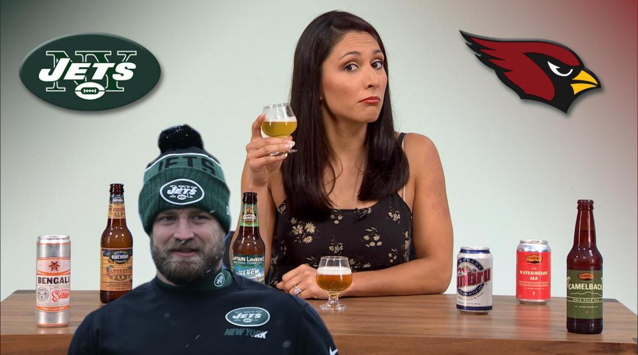 Monday Night Football Beer Pick 'Em Week 6: New York Jets vs Arizona Cardinals IMG