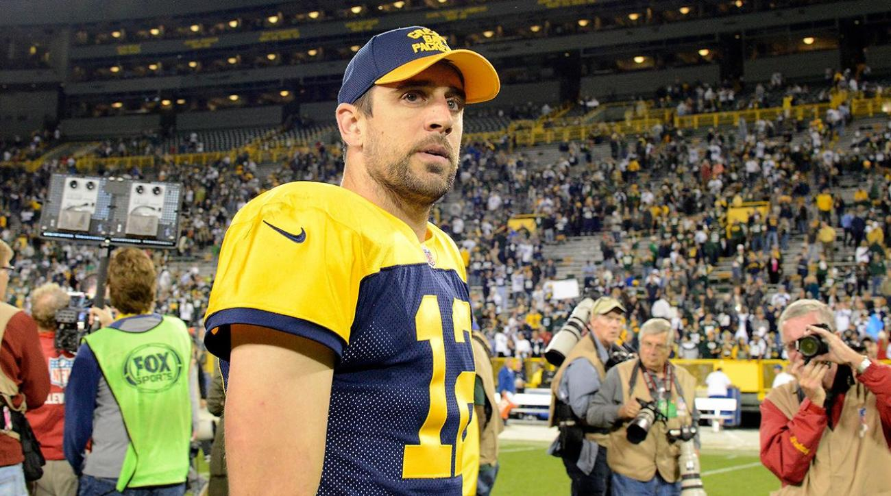 Aaron Rodgers to drink scotch, watch film after Packers loss