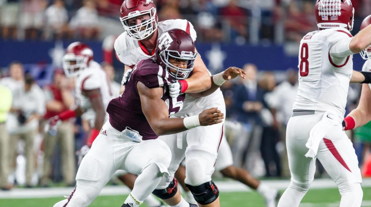 How can Texas A&M upset Alabama?