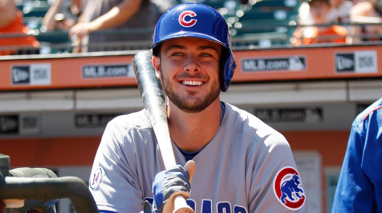 What was high schooler Kris Bryant's backup career? SI com