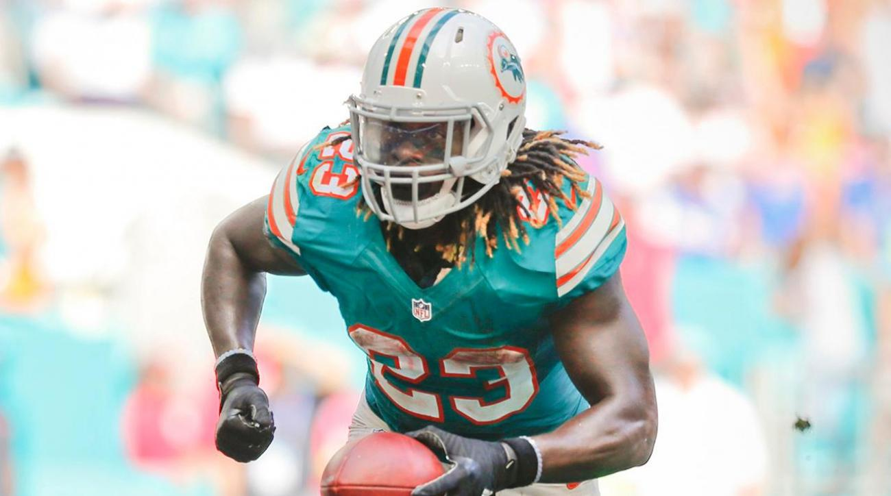 Dolphins find blueprint for success Ride Jay Ajayi