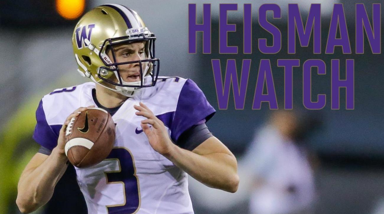 Heisman Watch: Week 8 review