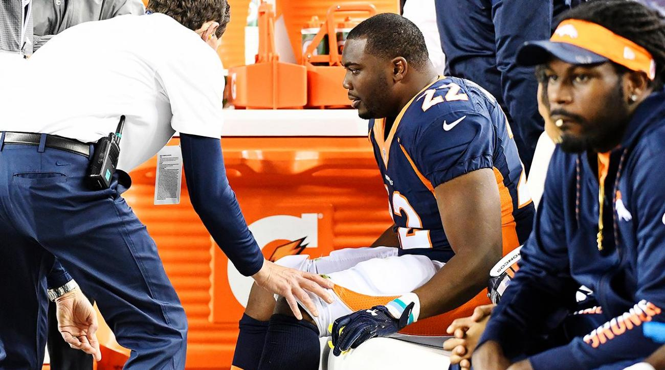 C.J. Anderson to have surgery on torn meniscus