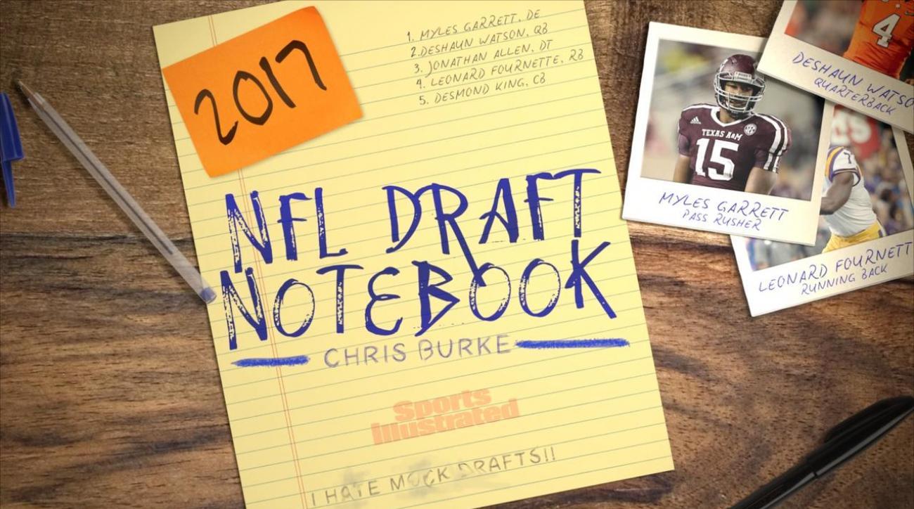 2017 NFL Draft Notebook: October 28th
