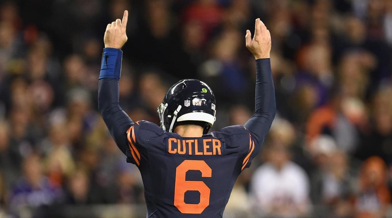 Bears stun Vikings with 20-10 victory