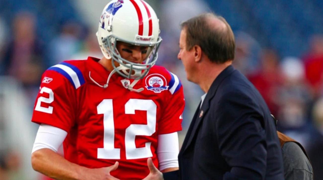 Jim Kelly calls Tom Brady best all-time quarterback