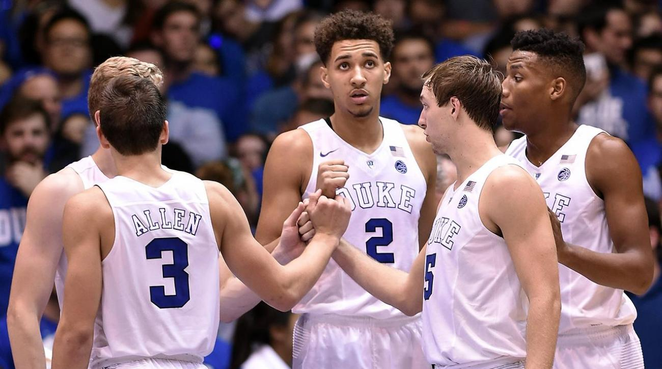 SI's Projections System: College Basketball Rankings IMG