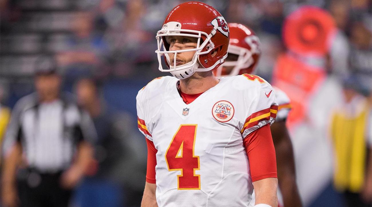 Nick Foles to start in place of Alex Smith
