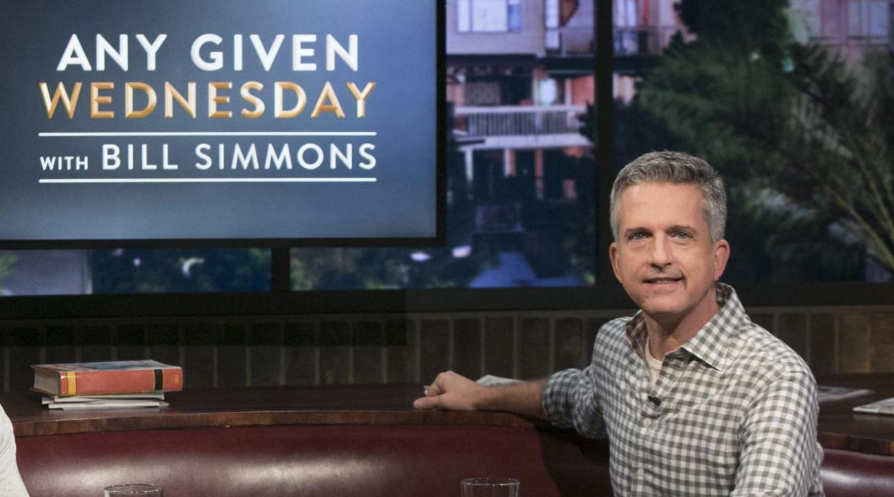 After cancellation of HBO show, Bill Simmons faces uncertain TV future