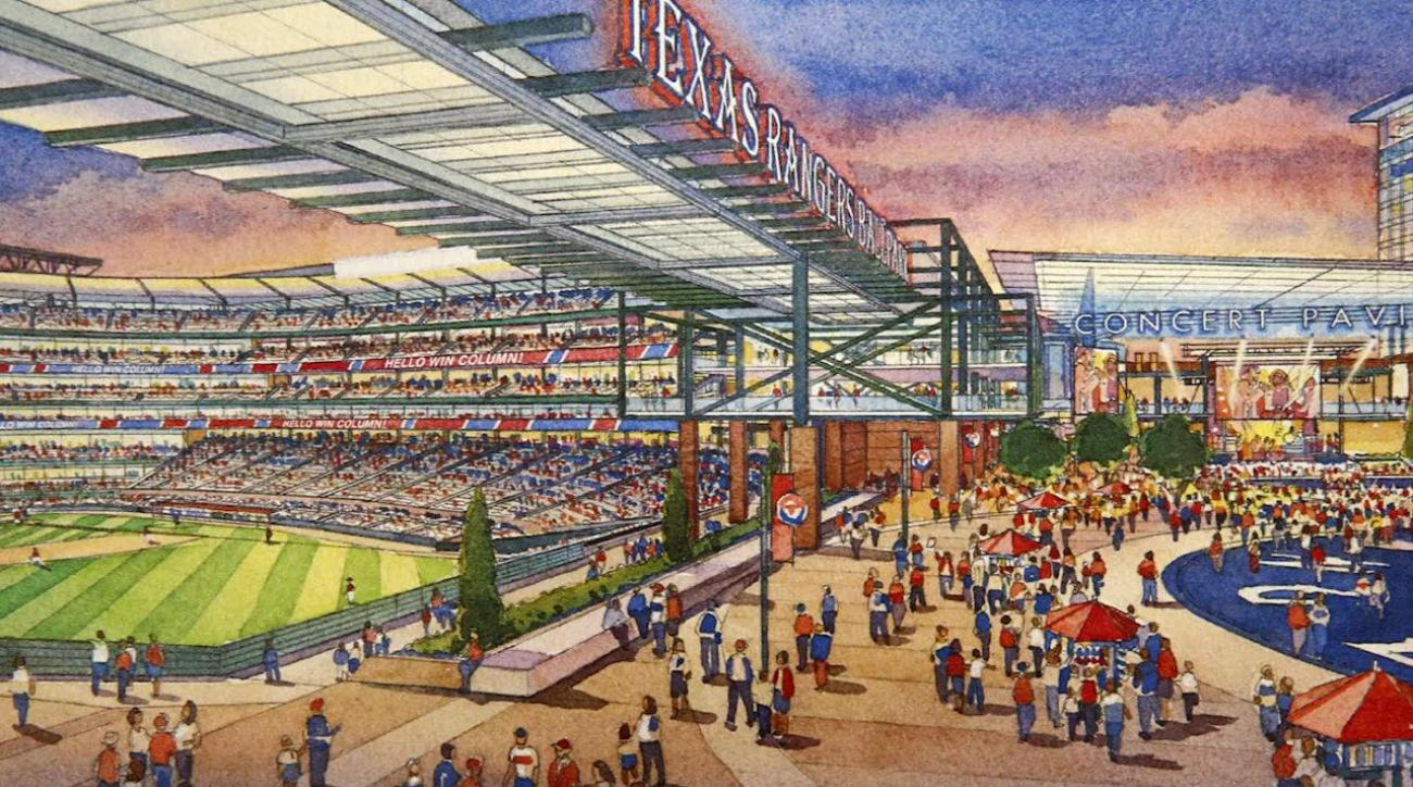 Arlington voters pass ballot measure to fund new Rangers ballpark