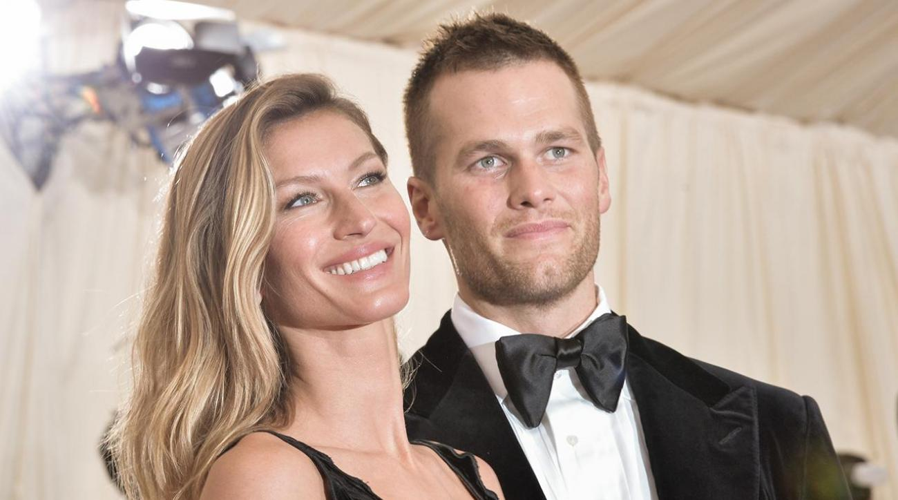 Tom Brady's wife doesn't want him talking politics