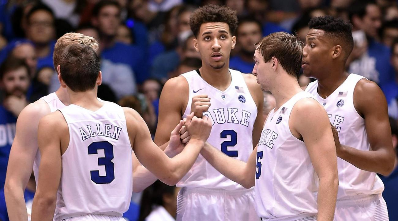 Duke's depth projects them as No. 1 team in the country IMG