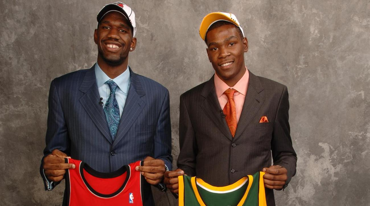Kevin Durant: Greg Oden calling himself a bust is 'nonsense'
