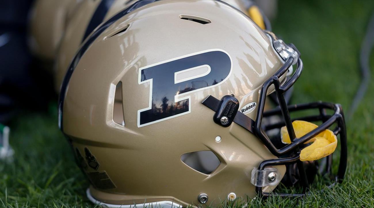 Four Purdue football players accused of sexual assault