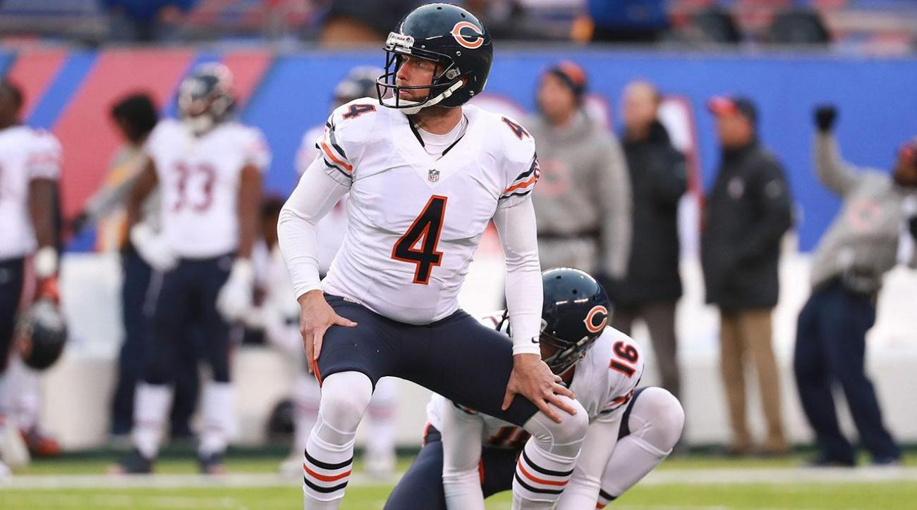 Week 11 was a record-low for NFL kickers