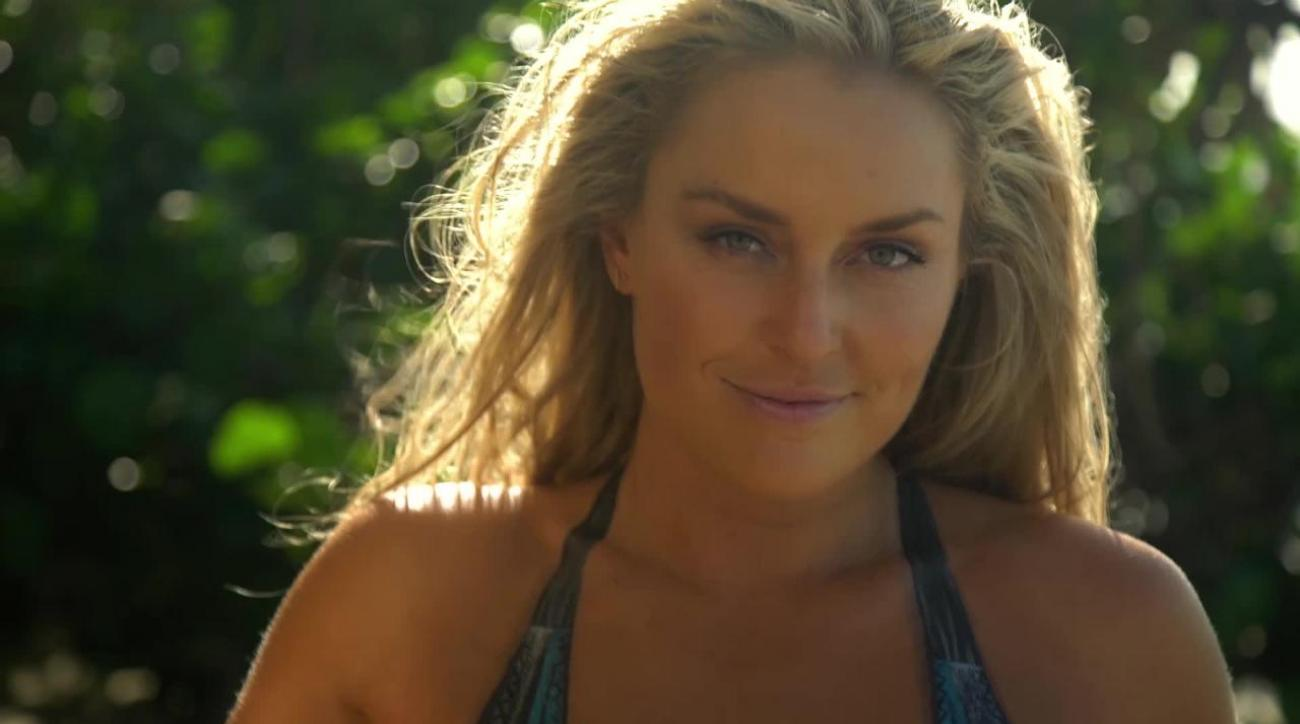 Vonn: Sexy Outtakes From Lindsey Vonn's SI Swimsuit Shoot