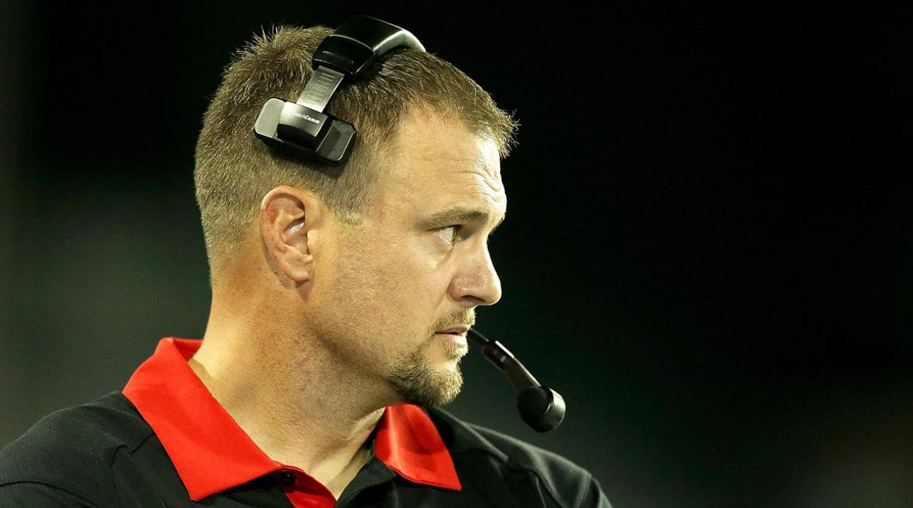 Report: LSU nearing deal with Tom Herman to become next coach