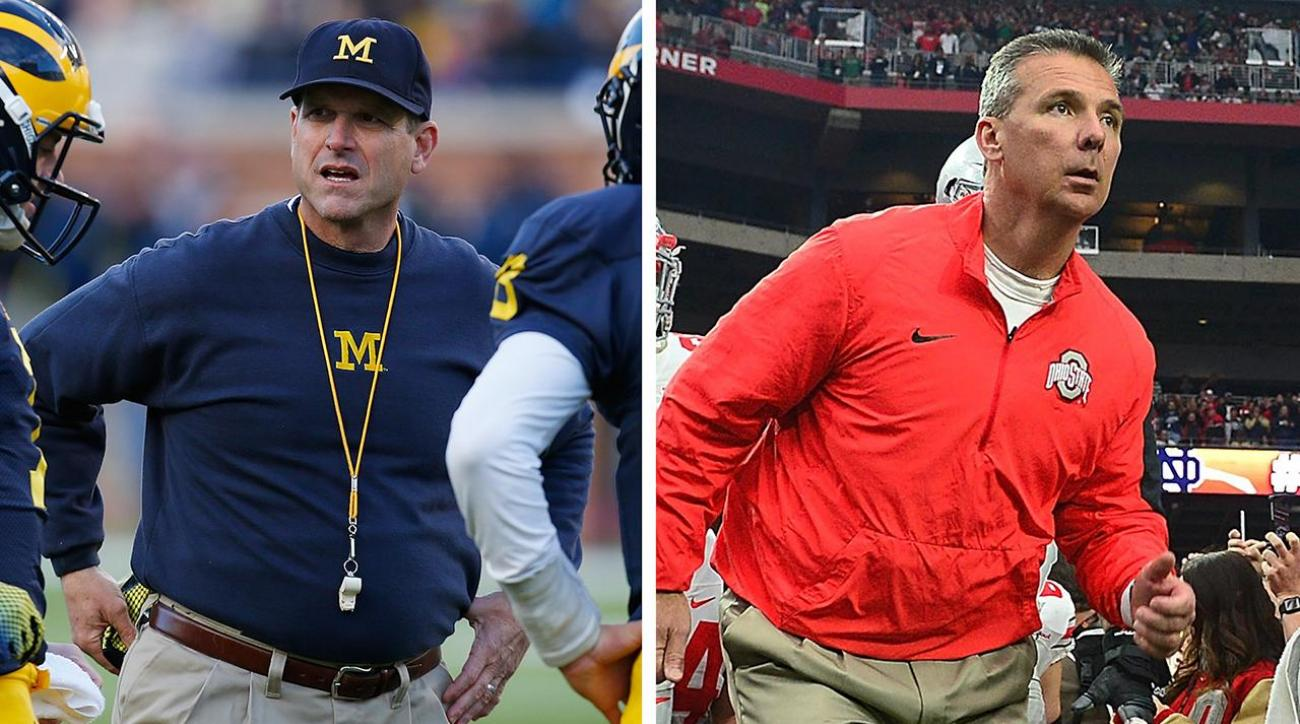 Inside College GameDay's special Michigan-Ohio State broadcast