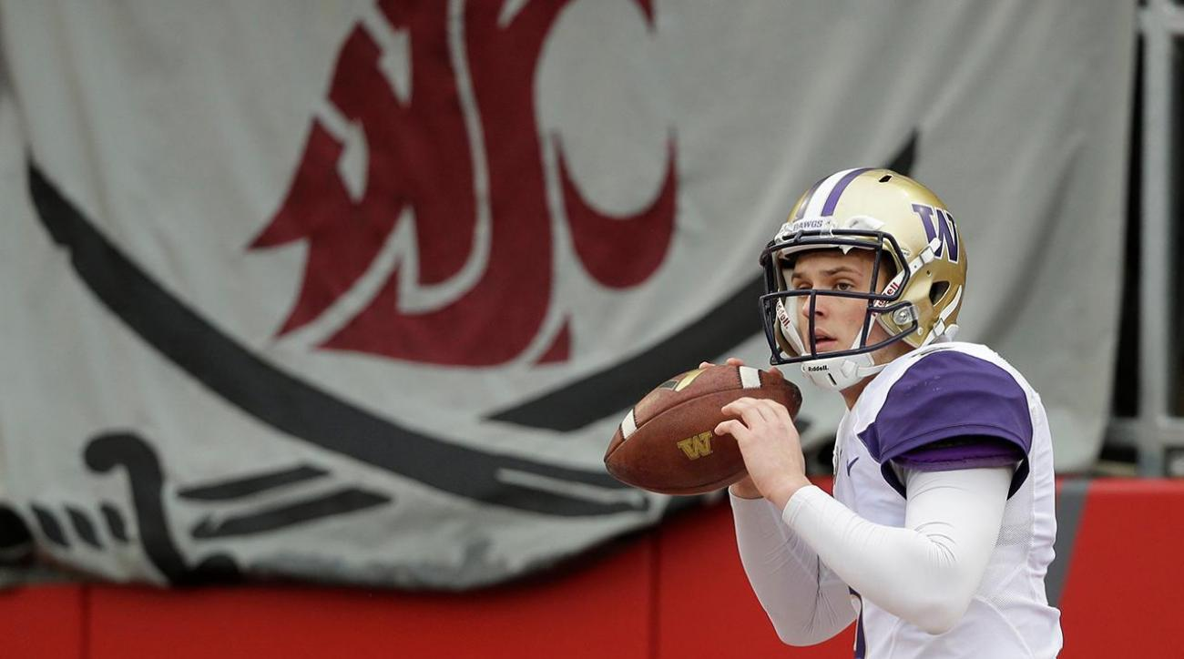 Washington captures Pac-12 North title with win over Washington State