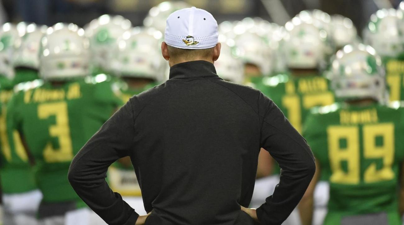 #DearAndy: Who will be the next Oregon Ducks coach?