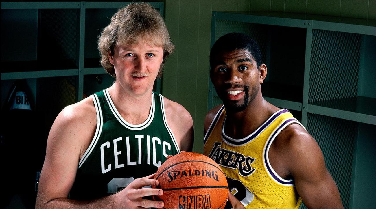 Image result for celtics v lakers 30 for 30