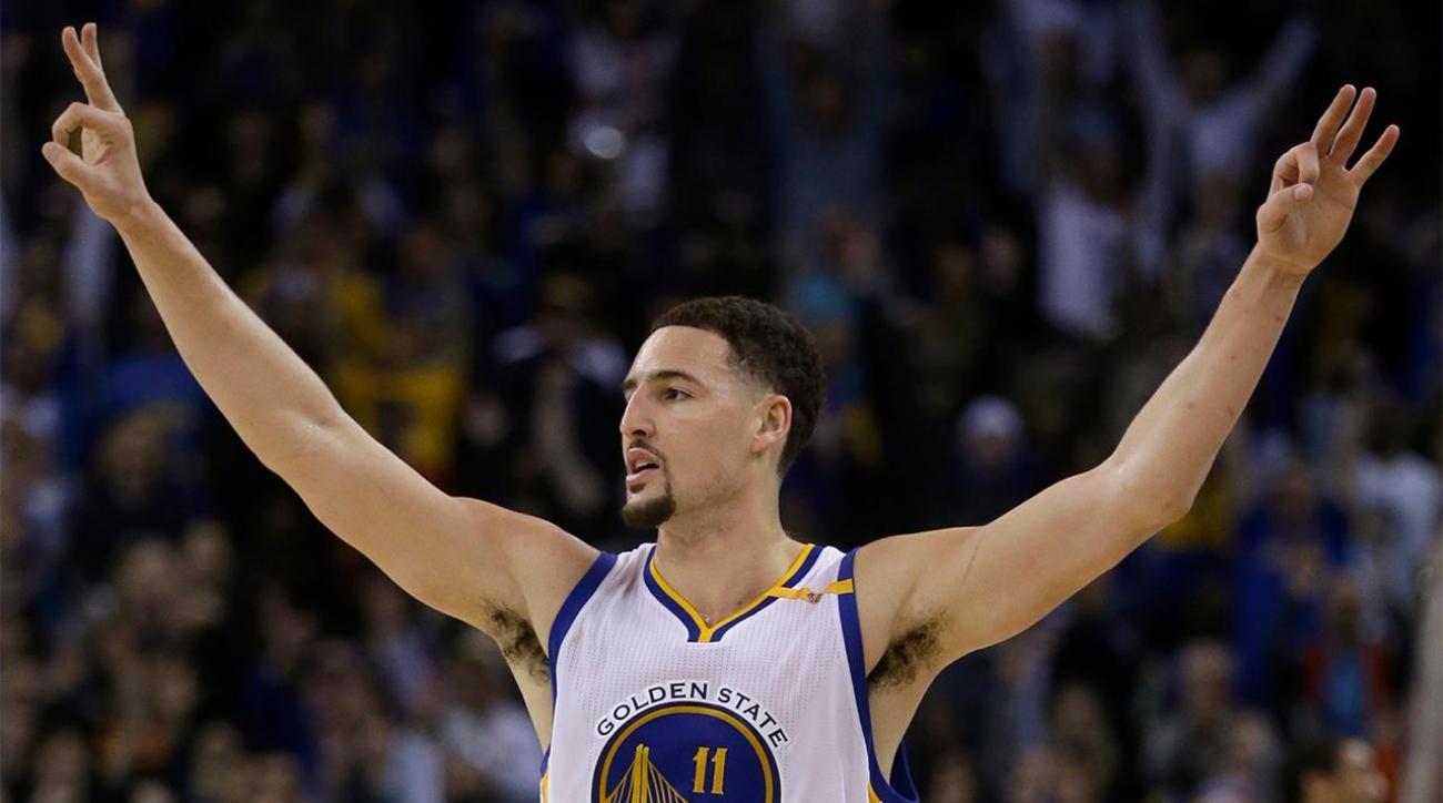 為球隊專注防守 Thompson第二輪或將面臨更大防守挑戰-Haters-黑特籃球NBA新聞影片圖片分享社區