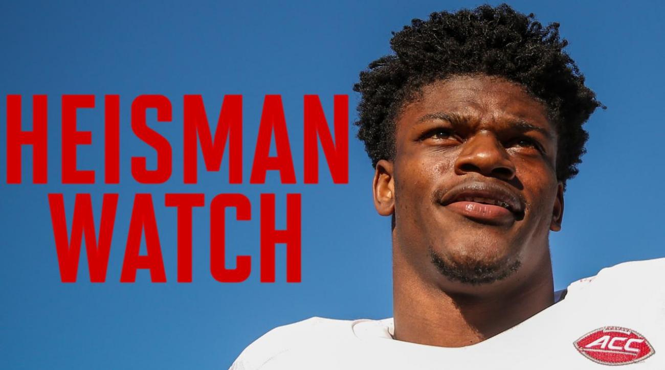Heisman Watch: Ranking the finalists