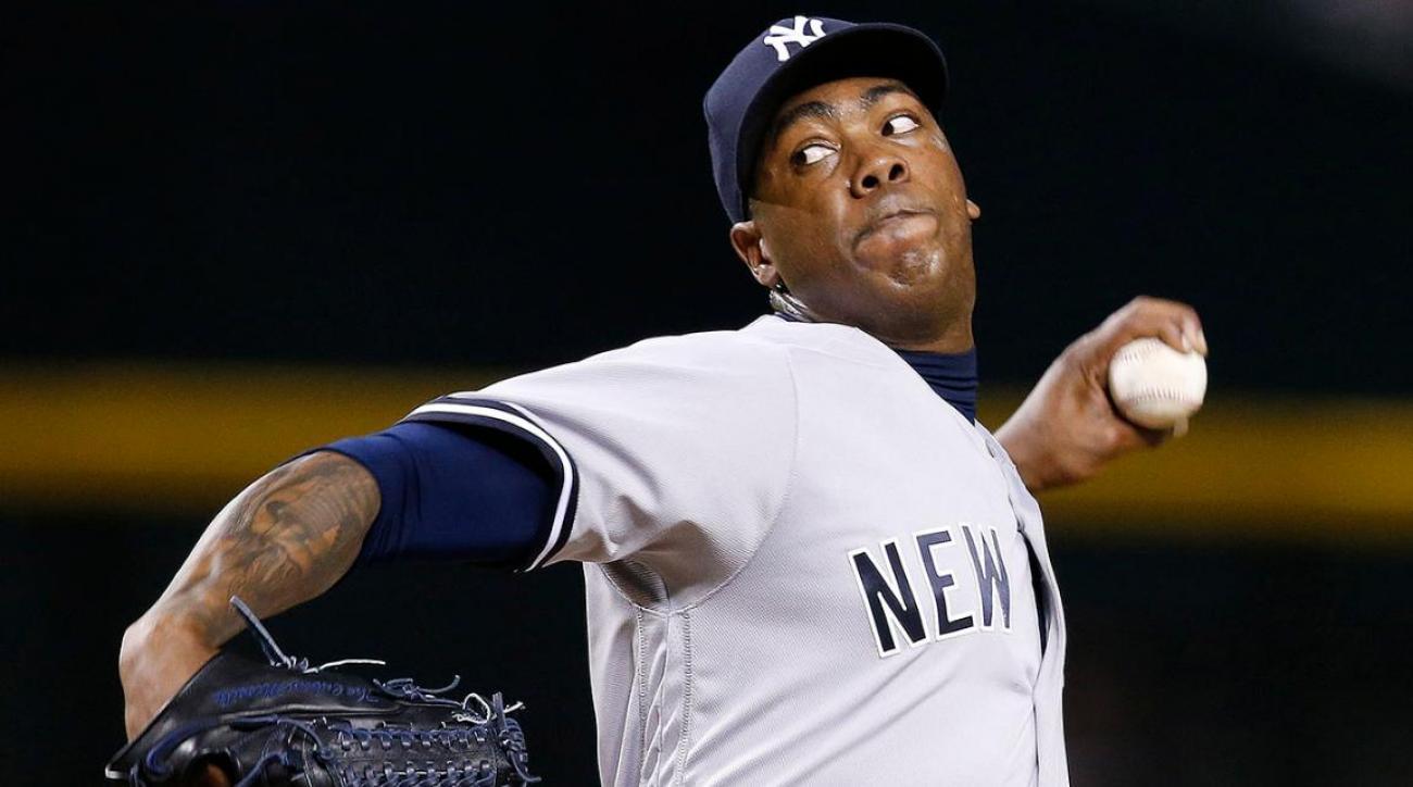 Aroldis Chapman: Closer signs 5-year deal with Yankees | SI.com